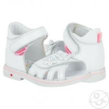 Купить сандалии bebetom, цвет: белый ( id 11657932 )