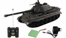 Купить veld co танк на радиоуправлении королевский тигр 1:24 47818