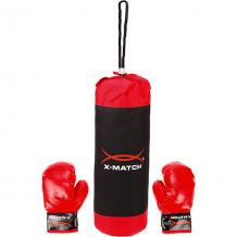 Купить набор для бокса x-match, 50см 10728198