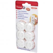 Купить защита для розеток clippasafe, 6 шт ( id 6853538 )