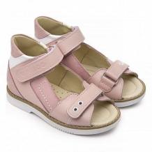 Купить сандалии tapiboo, цвет: розовый ( id 12347386 )