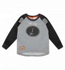 Купить джемпер kiki kids baby boy, цвет: серый ( id 9591261 )