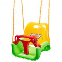 Купить качели 3 в 1 kett-up, жёлто-зелёно-красные ( id 10248469 )