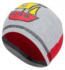 Купить шапка зайка моя piotrus, цвет: серый ( id 2638358 )