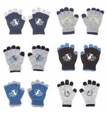 Купить перчатки yo!, цвет: серый ( id 12044194 )