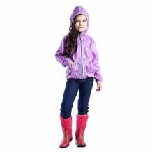 Купить ветровка ursindo дождик, цвет: розовый ( id 12704152 )