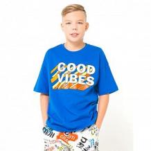 Купить футболка cubby street art, цвет: синий ( id 12758002 )