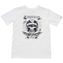 Купить футболка детская quiksilver ssmakauolayouth white белый