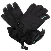 Купить перчатки сноубордические женский dakine lynx glove tory черный 1190198