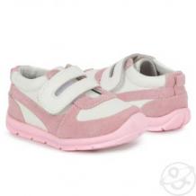 Купить полуботинки kidix, цвет: розовый ( id 11737960 )