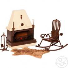 Купить набор мебели для кукол огонек коллекция для каминной комнаты ( id 3688398 )