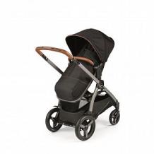Купить прогулочная коляска peg-perego ypsi, цвет: ebony ( id 10514135 )