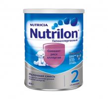 Купить nutrilon молочная смесь специальная гипоаллергенная 2 с 6 мес. 800 г 134590