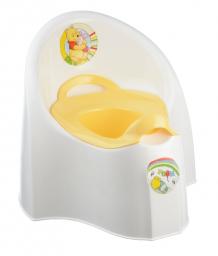Купить горшок детский большой disney, цвет: белый idea 996876560