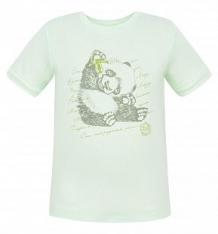 Купить футболка бамбук, цвет: салатовый ( id 5945263 )