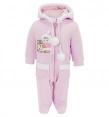 Купить слип leader kids 'эскимосы', цвет: розовый ( id 3006179 )