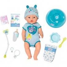 Купить интерактивная кукла baby born мальчик 43 см ( id 10030152 )