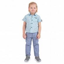 Купить рубашка fun time, цвет: голубой ( id 10379954 )