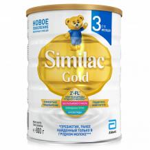 Купить similac детское молочко gold 3 12 мес.800 г 539152305864