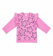 Купить джемпер play today волшебное сияние, цвет: розовый ( id 9774489 )