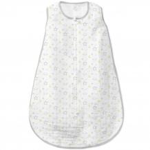 Купить спальный мешок swaddledesigns zzzipme sack sterling goodnight, серый swaddledesigns 997011120