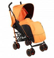 Купить коляска-трость glory 1110, цвет: желтый ( id 7898437 )