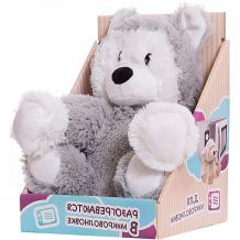Купить мягкая игрушка грелка warmies хаски ( id 8670052 )
