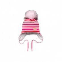 Купить шапка arctic kids, цвет: розовый ( id 11309096 )