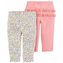 Купить carter's штанишки для девочки 2 шт. 126h541 126h541
