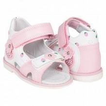 Купить сандалии kidix, цвет: розовый ( id 11358760 )