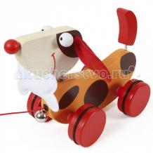 Купить каталка-игрушка scratch каталка-собачка оскар 6181012