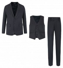 Купить костюм брюки/пиджак/жилет rodeng, цвет: серый ( id 9399601 )