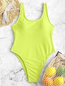 Купить high cut backless swimsuit 204498041
