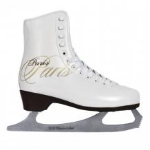 Купить ск спортивная коллекция фигурные коньки paris lux tricot ck-is000047