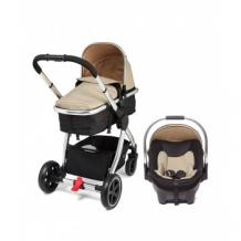 Купить система для путешествий mothercare journey chrome sand, бежевый mothercare 5099878