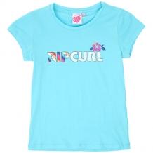 Купить футболка детская rip curl mama candy tee capri голубой ( id 1204137 )