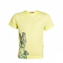 Купить футболка mbimbo, цвет: салатовый ( id 12592216 )