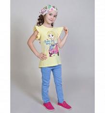 Купить футболка sweet berry фруктовое лето, цвет: желтый ( id 10341521 )