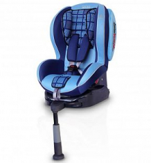 Автокресло Welldon Royal Baby 2SideArmor & CuddleMe ISO-FIX, цвет: синий/голубой ( ID 337093 )