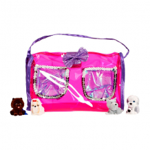 Puppy In My Pocket 48200 Щенок в моем кармане Сумочка со щенками (в ассортименте)