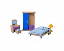 Купить plan toys набор мебели для спальни 7309