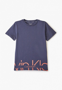 Купить футболка calvin klein ca105ekfsoy4k12y14y