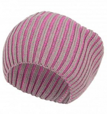 Купить шапка stella, цвет: фуксия/серый ( id 8744893 )