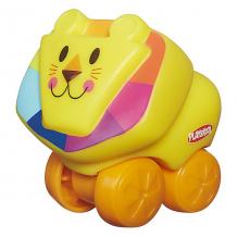 """Купить игрушка-каталка playskool """"возьми с собой"""" мини-львёнок ( id 8331413 )"""