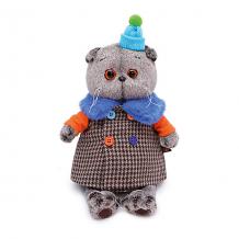 Купить мягкая игрушка budi basa кот басик в комбинированном пальто, 22 см ( id 12978317 )