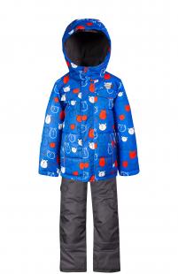 Купить комплект куртка/полукомбинезон gusti boutique, цвет: оранжевый ( id 6495157 )