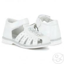 Купить сандалии kidix, цвет: белый ( id 11730610 )