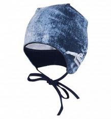 Купить шапка krochetta, цвет: синий ( id 8308507 )