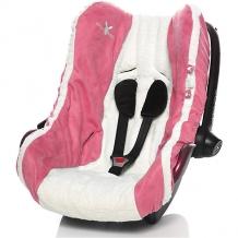 Чехол в автокресло, гр.0, Wallaboo, розовый ( ID 5445063 )