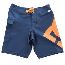 Шорты пляжные детские DC Lanai Boy 17 Summer Blues синий ( ID 1173071 )